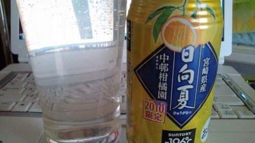 サントリー -196℃ 中邨柑橘園 日向夏 2010限定