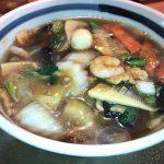 あえてフルサイズ炒飯を。満足 at 中華麺食房 三宝亭 岩沼店