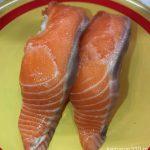 #石巻漁協 #三陸生サーモン #かっぱ寿司