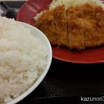 #ささみかつ #白身魚フライ #松のや 100円引き