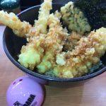 #くら寿司 #天丼